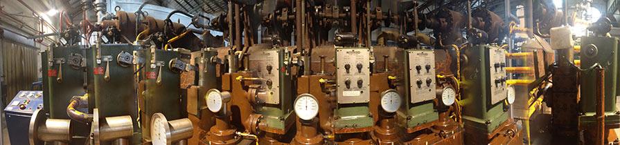 Etude modernisation et régulation mécanique