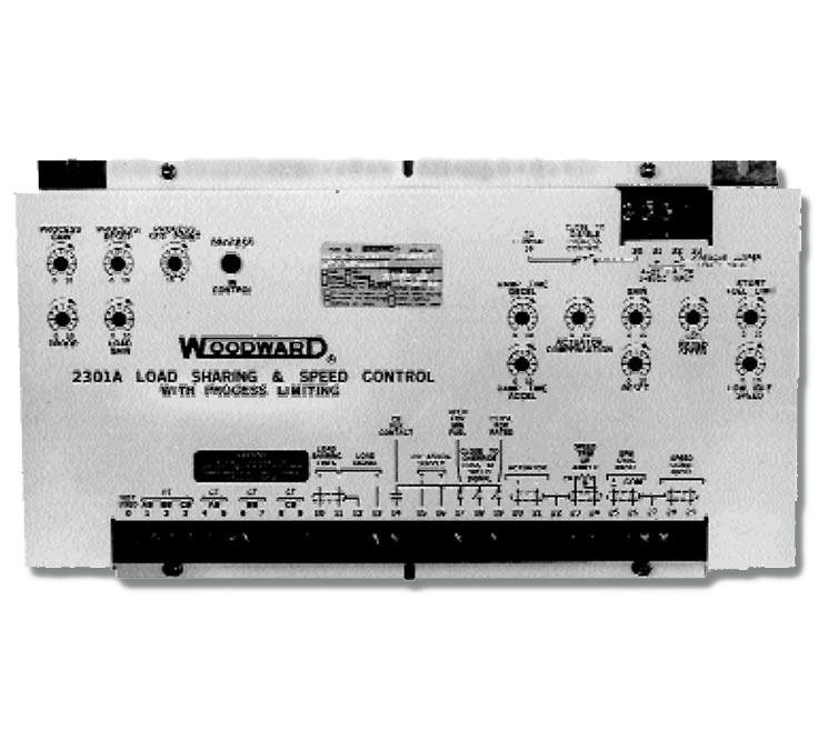 Module de régulation de vitesse et de répartition de charge 2301A-LSSC