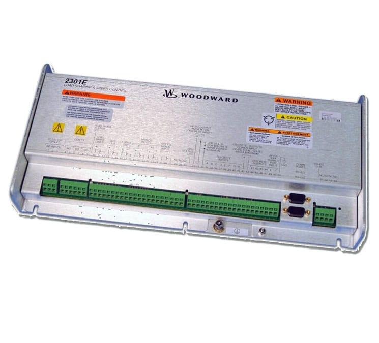 Module de régulation numérique de vitesse et de répartition de charge 2301-E