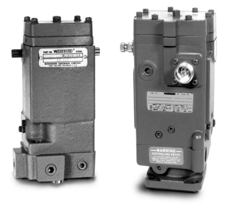 Actionneurs électro-hydrauliques EG-3P et EG-3PC et plus