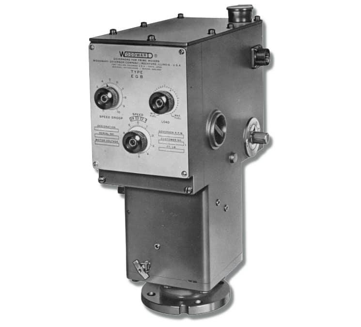 Actionneurs électro-hydrauliques EGB