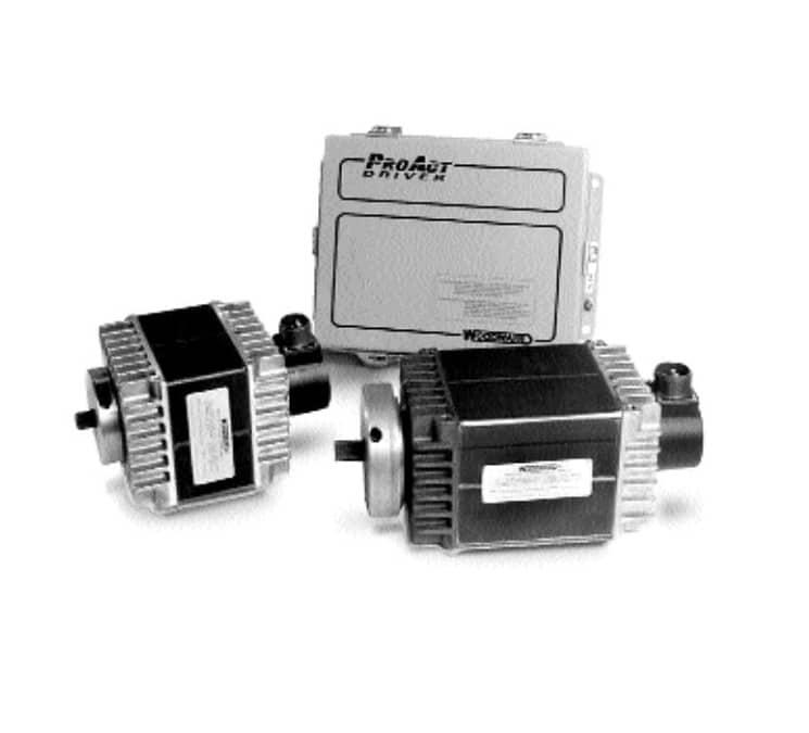 Actionneurs électriques ProAct 3, 4, 5 de Woodward