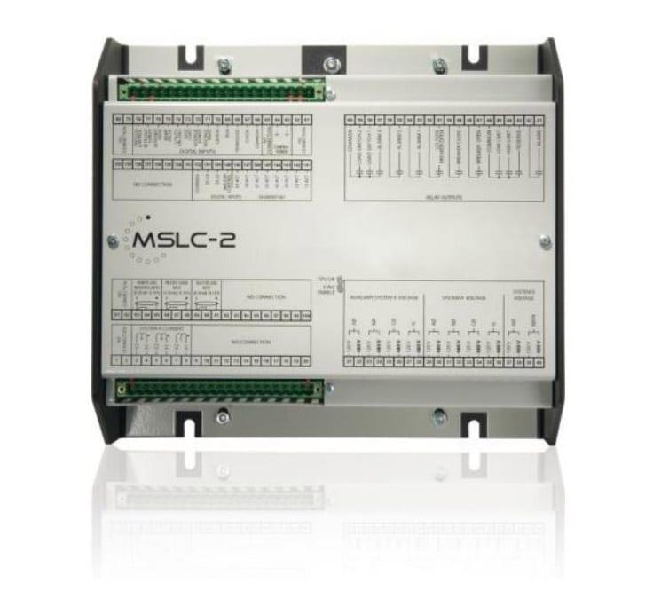 Module auxiliaire MSLC 2 de Woodwar