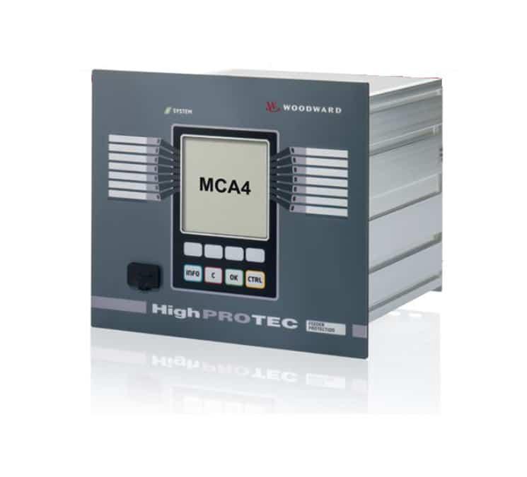 Module auxiliaire MCA4 de Woodward