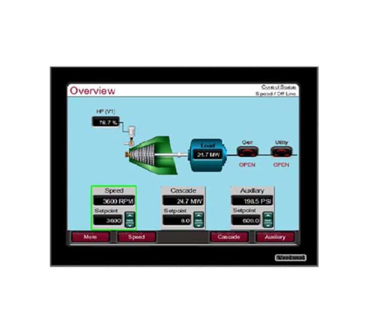 RemoteView système de visualisation opérateur à distance pour 505, Flex500 et Peak200