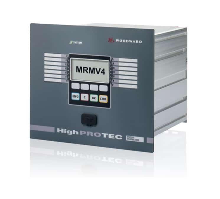 Module auxiliaire MRMV4 de Woodward