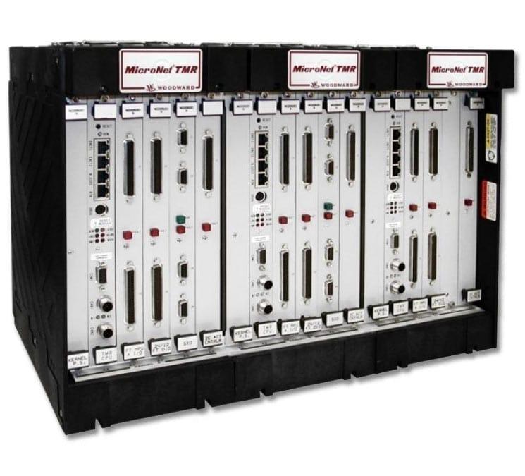 Système de contrôle Micronet de Woodward