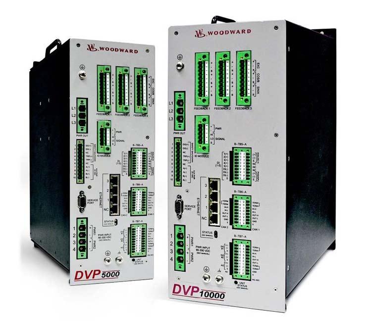 Boîtiers électriques DVP5000 & DVP10000 (Digital Valve Positioner)