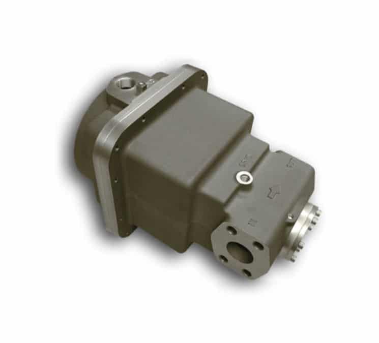 Vanne Low Pressure Water Metering Valve (WT6) de Woodward