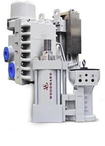Nouveaux actionneurs pour turbines vapeur et hydrauliques