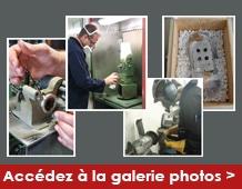 Notre atelier en images : visitez la galerie photos