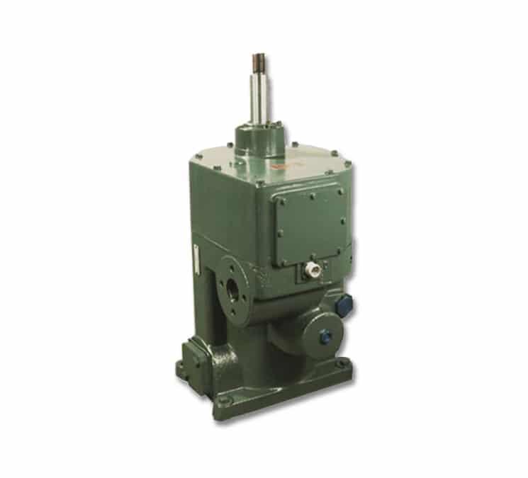 Amplificateur hydraulique de Woodward