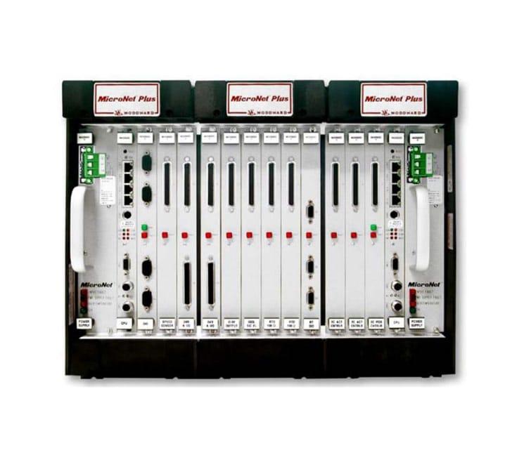 Système de contrôle Micronet Plus de Woodward