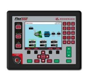 Commande numérique Flex500 pour turbines, moteurs et compresseurs