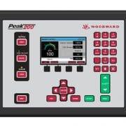 Commande digitale du Peak200 pour le contrôle des turbines à vapeur