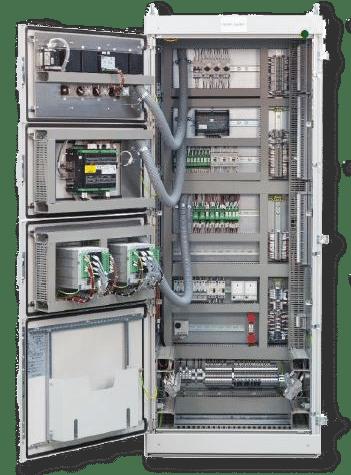 Systèmes complets de contrôle de vitesse de turbines