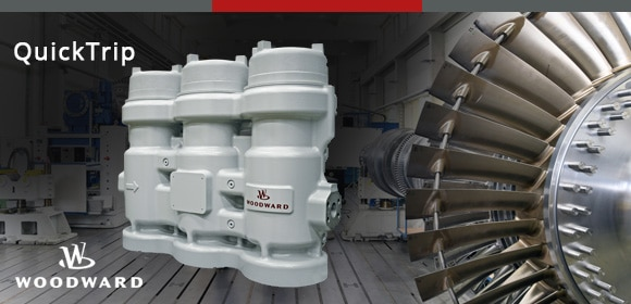 Newsletter AWF - QuickTrip pour l'arrêt en toute sécurité de votre turbine