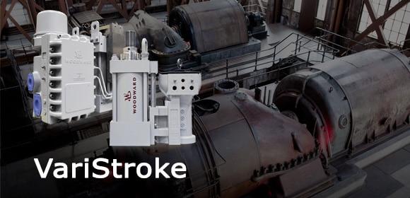 Newsletter AWF -  VariStroke, l'actionneur pour le contrôle de turbine