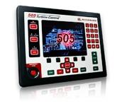 le contrôleur numérique 505 de Woodward