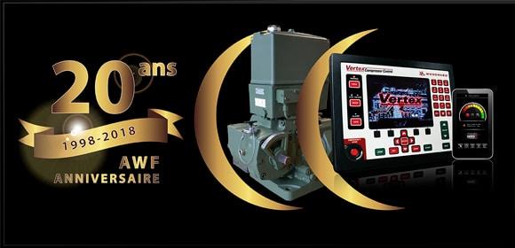 AWF fête ses 20 ans d'expertise au service des turbomachines et moteurs industriels