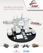 Brochure AWF sur les produits et services Woodward